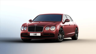 Bentley Flying Spur Beluga Offers Striking Styling and Features
