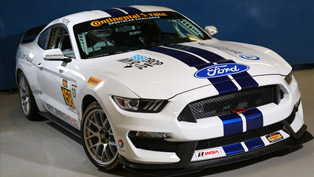 ford unleashes shelby gt350r-c racecar at watkins glen