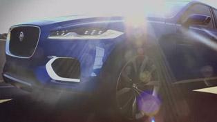 jaguar f-pace shown via new teaser video