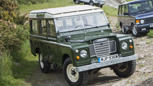 Land Rover Launches a Special Event For Demonstrating its Rich Heritage