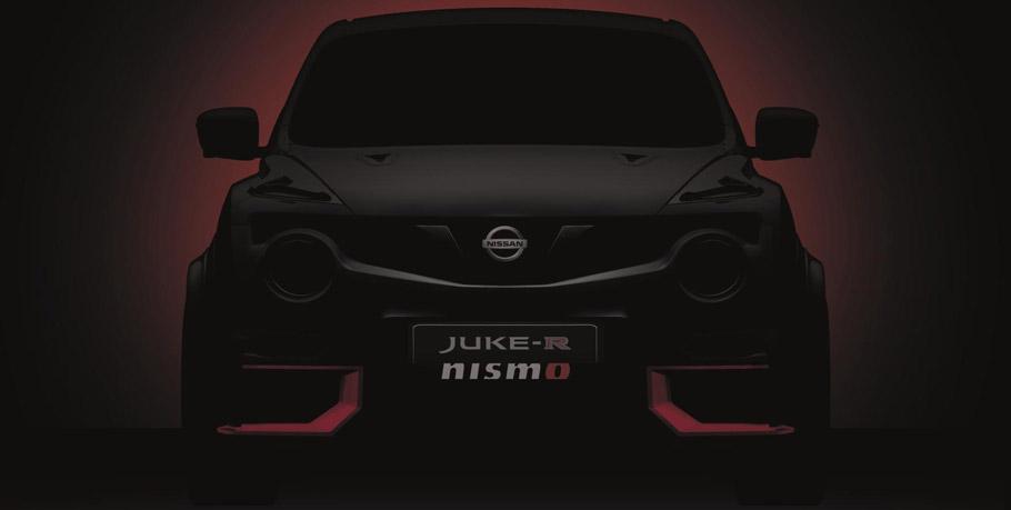 2015 Nissan Juke-R Nismo Teaser Image