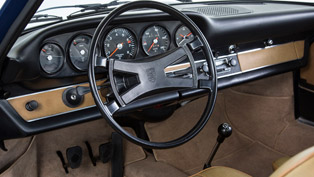 Porsche Classic Will Recreate Dashboard of Classic 911 Models