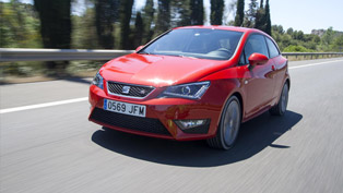 2016 Seat Ibiza with Premiere at the Moving Motor Show