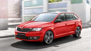 Skoda Improves Rapid Spaceback Range