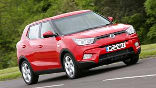 2015 ssangyoung tivoli launches in uk and offers incredible features and price