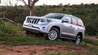 Toyota Prado Gets High-Torque Diesel Engine