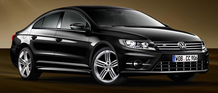 VW Dynamic Black CC Side View