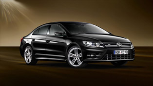 Volkswagen Releases CC Dynamic Black Edition in Europe