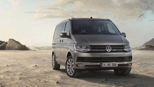 Volkswagen California Gets Improved Engine Range and Upgrades