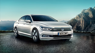 Volkswagen Passat BlueMotion Receives Various Updates
