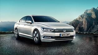 Volkswagen Passat BlueMotion Receives Various Updates