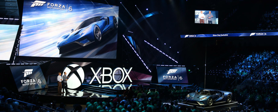 Ford GT Makes Debut in Forza 6