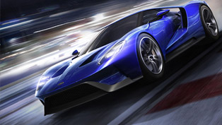 Ford GT Makes Exclusive Debut in Forza Motorsport 6 for Xbox [VIDEO]