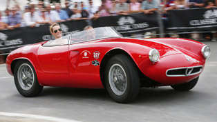 alfa romeo 1900 sport spider will compete at the dolomites gold cup