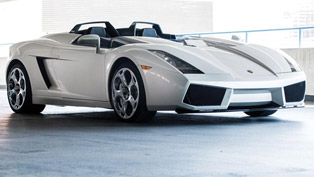 2006 Lamborghini Concept S is Going for an Auction
