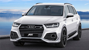 ABT Audi Q7 Exclusive in its Tiniest Details