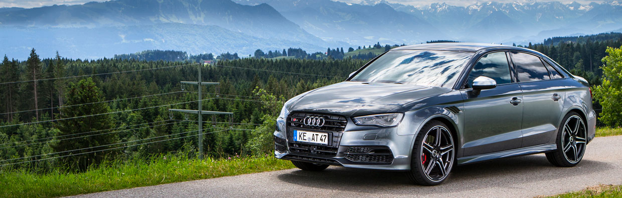 ABT Audi S3 Limo