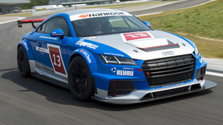 Audi Sport TT Cup Will Come With a Touch of Winter