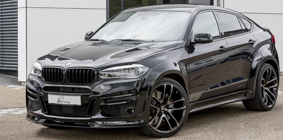 BMW X6 CLR X6R