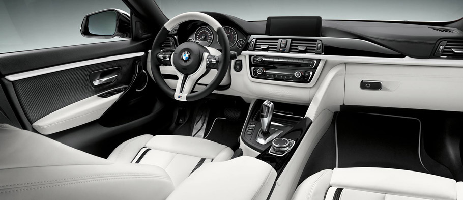 BMW Individual 4-Series Gran Coupe in BiColor Interior