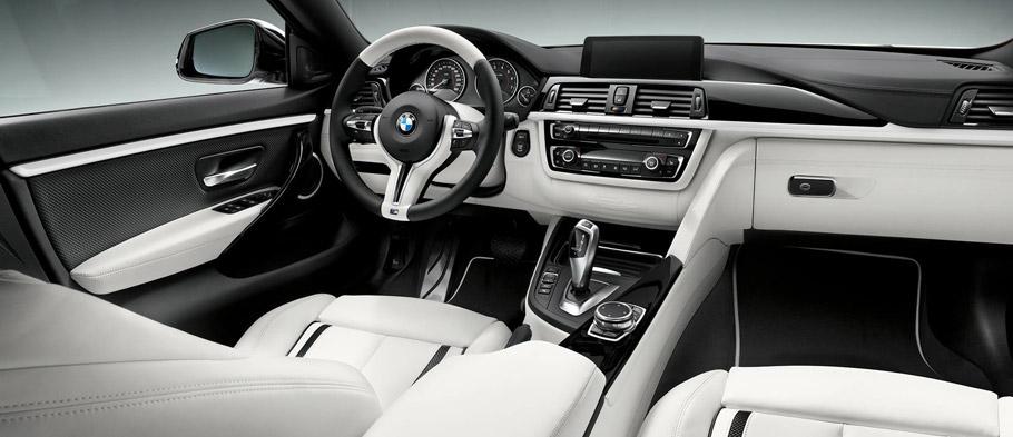 BMW Individual 4-Series Gran Coupe in BiColor Interior