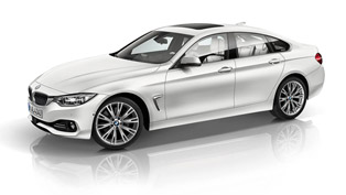 BMW Individual Reveals Special 4-Series Gran Coupe in Frozen Brilliant White