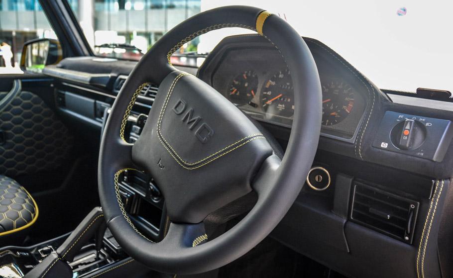 DMC Mercedes-Benz G-Class G88 Limited Edition