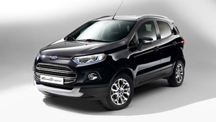Ford EcoSport with Exclusive European Premiere
