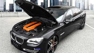 G-Power BMW 760i Breaks Standards with 610HP