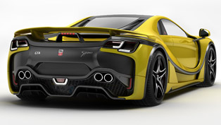 Salon Privé Will Demonstrate Tramontana and GTA Spano Hypercars