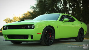 Are you a fan of muscle-cars? 2015 Challenger Dream Giveaway has something for you then!