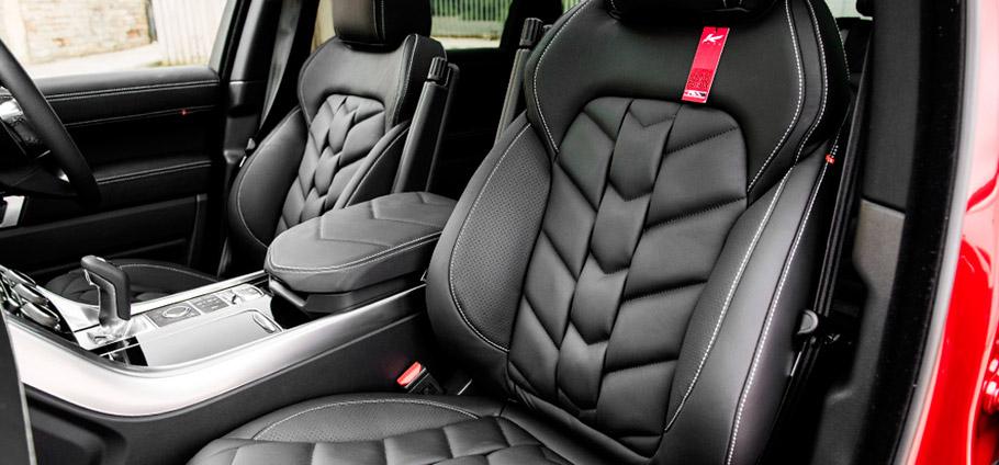 Kahn Range Rover Sport 400LE Interior