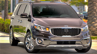 2015 Kia Sedona Won Another Prize!