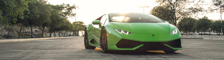 Klässen iD Lamborghini Huracan LP 610-4  Front View