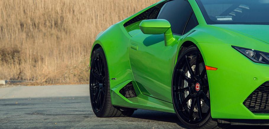 Klässen iD Lamborghini Huracan LP 610-4  Wheels