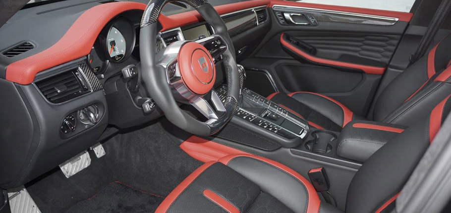 MANSORY Porsche Macan Interior