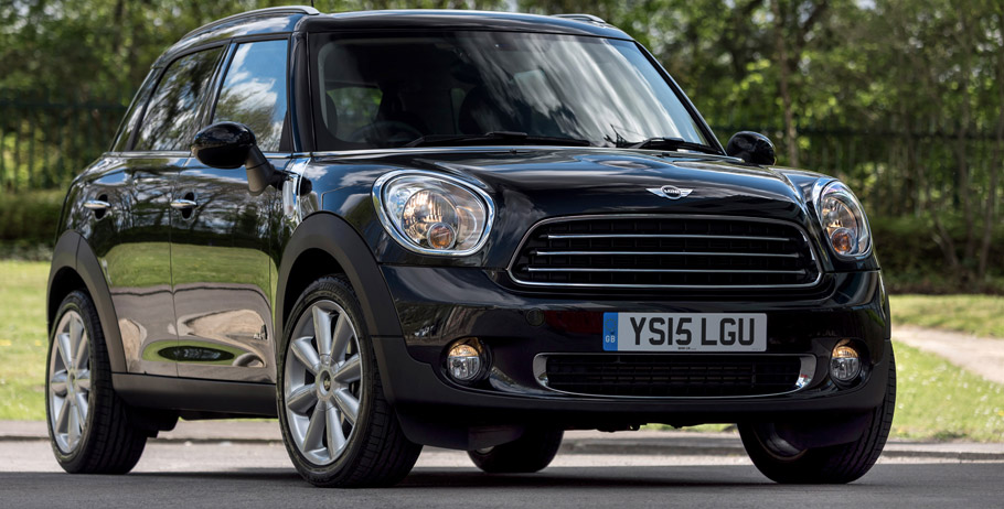 2015 MINI Countryman Cooper D ALL4 Business Front View