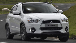 Mitsubishi ASX Lineup Comes With Numerous Refreshments