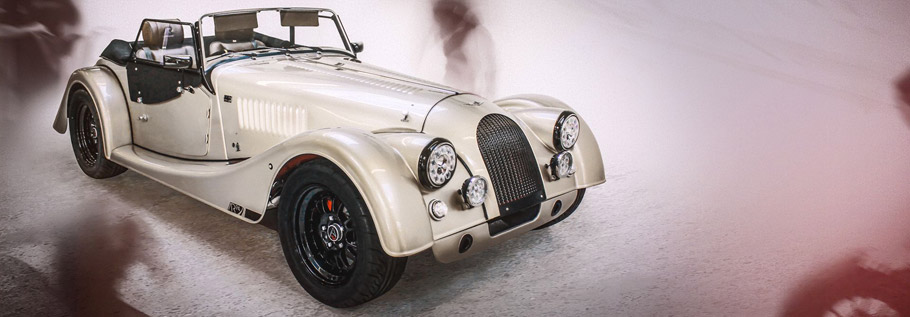 2015 Morgan ARP4 Limited Edition