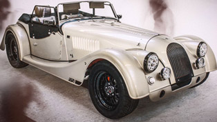 Morgan ARP 4 Limited Edition And the Fairytale of Luxury and Style