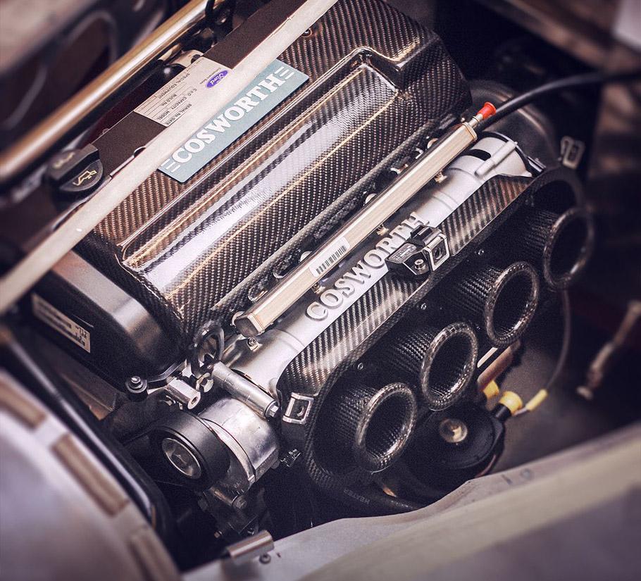 2015 Morgan ARP4 Limited Edition