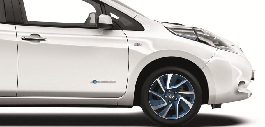 Nissan Leaf Range - Acenta+ Trim