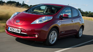nissan leaf continues the fight with the climage changes