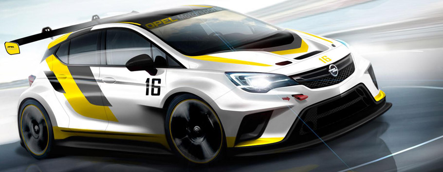 Astra TCR Side