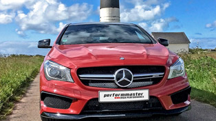2015 Mercedes A-class Comes With Upgrades by PEC