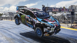 2015 Red Bull Global Rallycross MCAS Has A New Champion