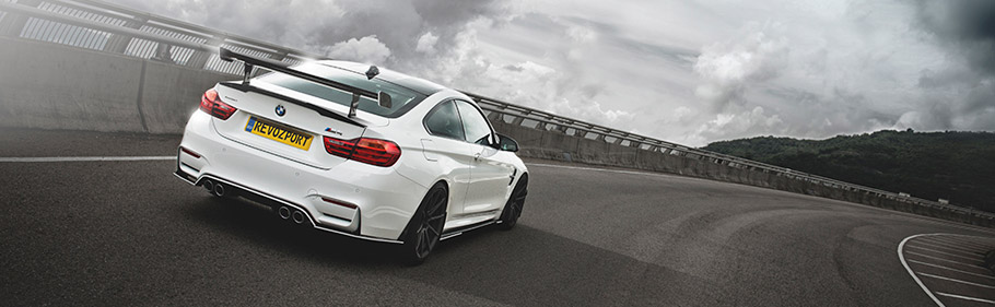 RevoZport BMW M4 Rear View