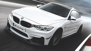 RevoZport BMW M4 Exemplifies the Best Way to Boost Your M-Series
