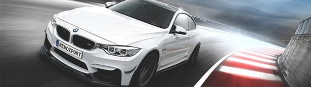 RevoZport BMW M4 Exemplifies the Best Way to Boost Your M-Series