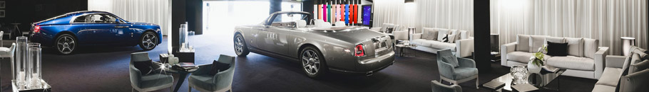 Rolls-Royce Summer Studio